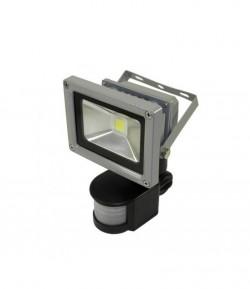 Светодиодный прожектор LEDEX 10W STANDARD с датчиком