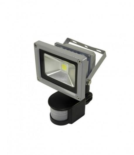 Світлодіодний прожектор LEDEX 10W STANDARD з датчиком