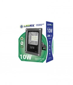 Светодиодный прожектор LEDEX 10W STANDARD